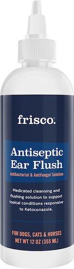 Frisco ear flush