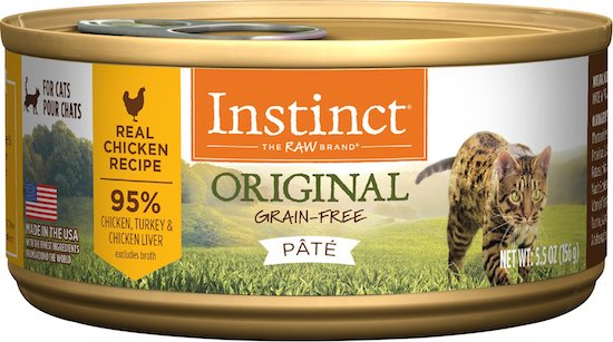 Instinct Original grain-free paté