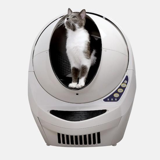 Litter-Robot 3 high-tech pet product for cats