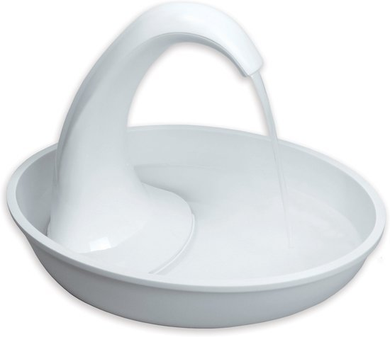 Pioneer Pet swan water fountain for cats