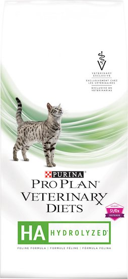 bag of Purina Pro Plan Veterinary Diet food