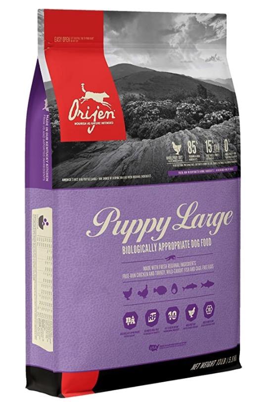 Large Puppy Dog Food