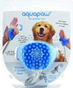 Aquapaw pet shower head