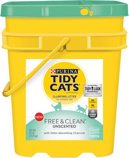Tidy Cats unscented litter