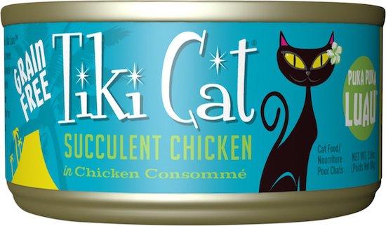 Tiki Cat chicken recipe