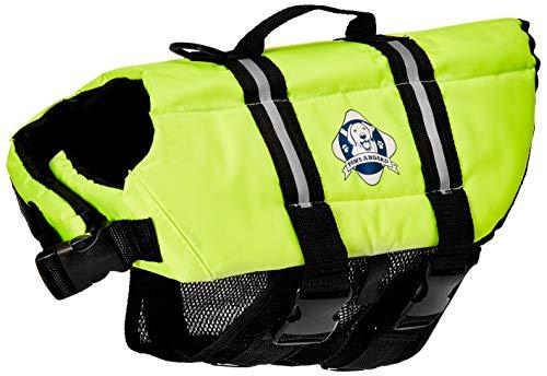 Paws Aboard life vest