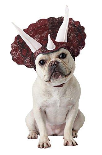 Triceradog headpiece