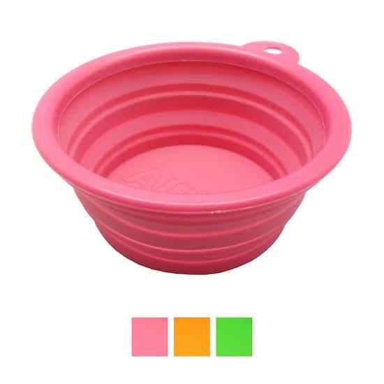 Alfi pet travel bowl