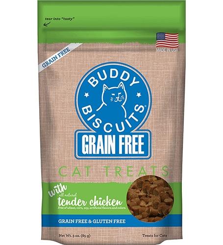 Buddy Biscuit kitten treats