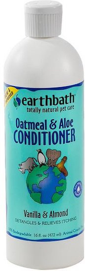 Earthbath for cats