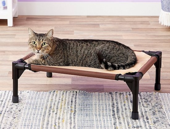 K & H elevated bed
