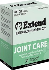 Extend Joint Care supplement