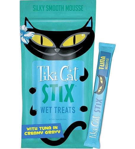 Tiki Cat wet kitten treats