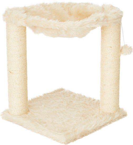 Trixie Baza fleece tree and hammock