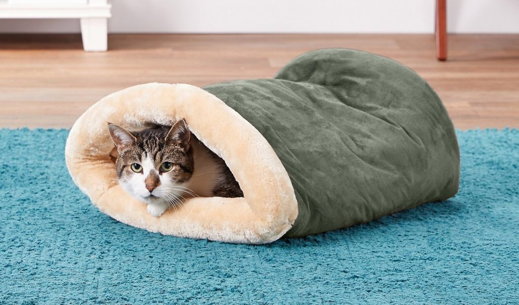 Cave Cat Bed Armakat