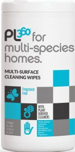 PL360 Fragrance Free Multi-Surface Cleaning Wipes