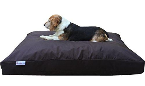 Cama para perros de espuma viscoelástica Dogbed4less