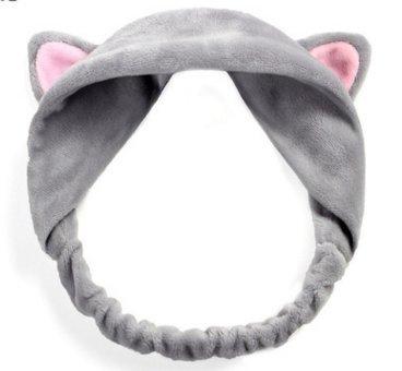 cat ear headband gift for cat moms
