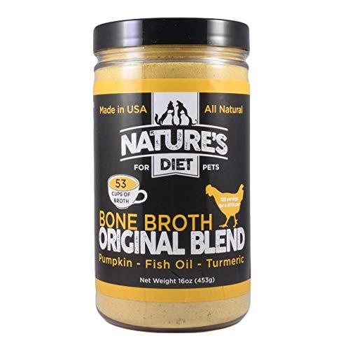 jar of Nature's Diet