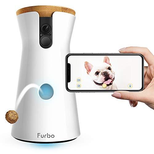 Furbo treat-tossing camera