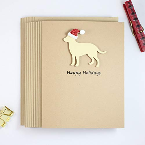 From Or To The Bird Pet Personalised Christmas Card