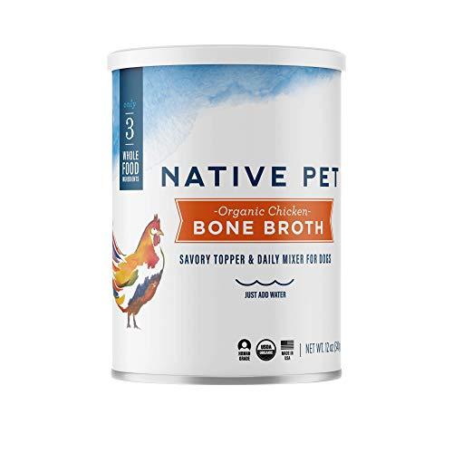 Native Pet organic powder topper and mixer