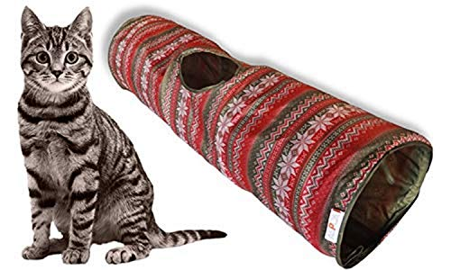 crinkle cat tunnel