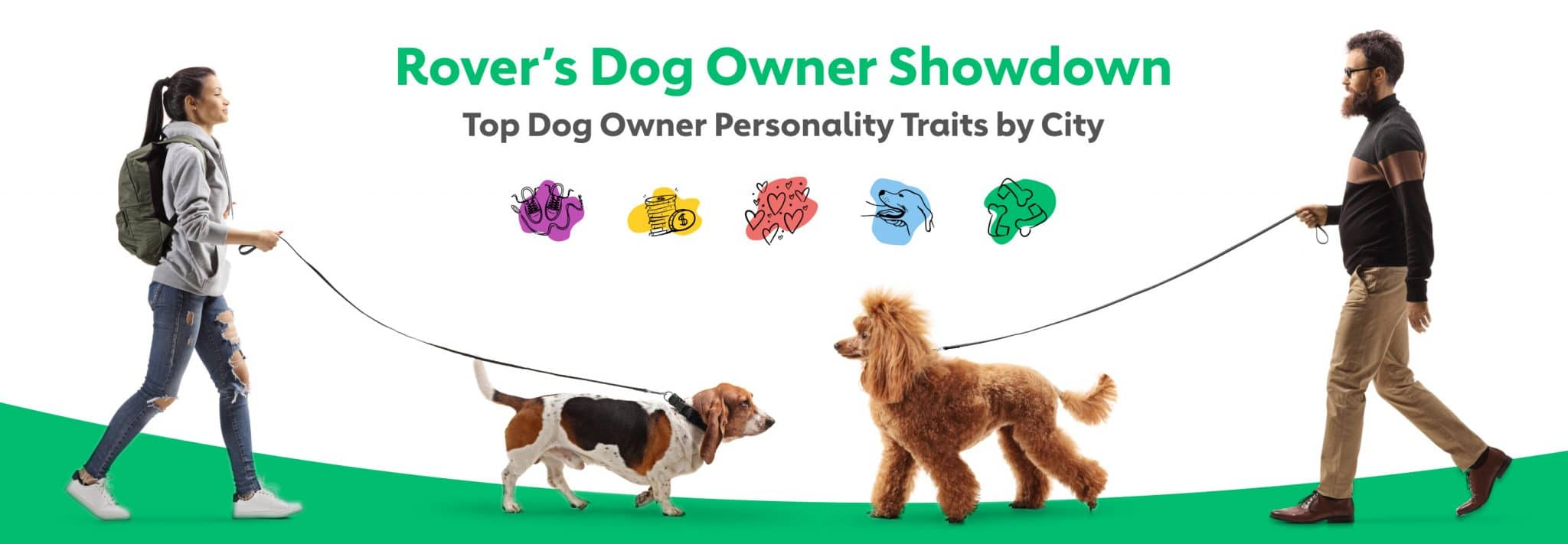 Rover's Dog Owner showdown