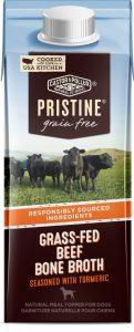 Castor & Pollux Pristine dog beef bone broth