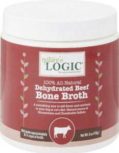 Nature's Logic dehydrated beef powder