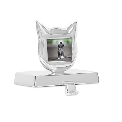 picture frame cat-themed hook
