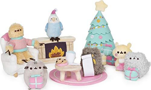 Gund Pusheen cat Advent calendar with plushies