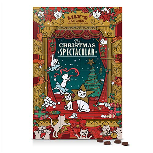 """Lily's Kitchen """"Christmas Spectacular"""" for cats"""