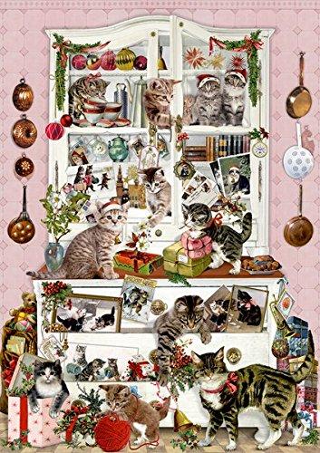 mischievous cats Advent calendar