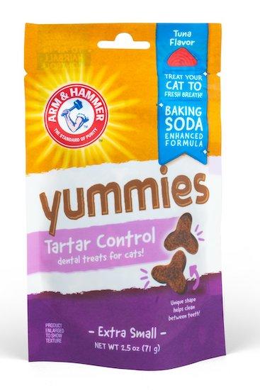 Arm & Hammer tartar control treats