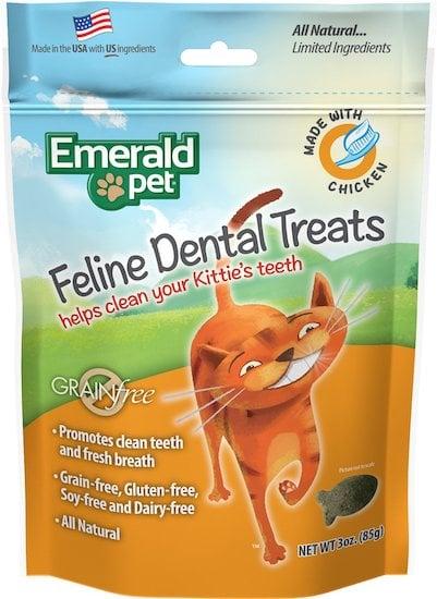 Emerald Pet treats