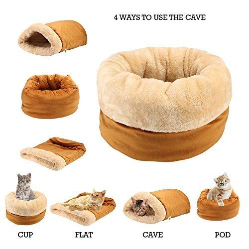 Cueva de gatos convertible Pet Magasin