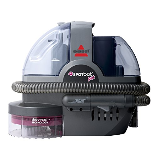 Bissell SpotBot Pet for removing dog pee smell from carpet