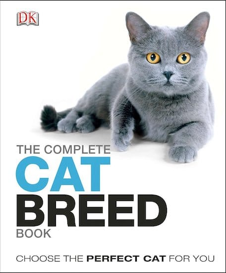 """""""The Complete Cat Breed Book"""""""