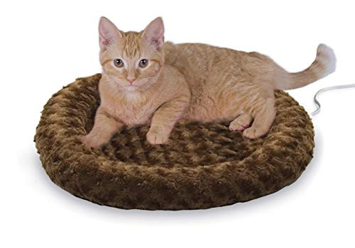 K&H Pet Products orthopedic heated cat bed