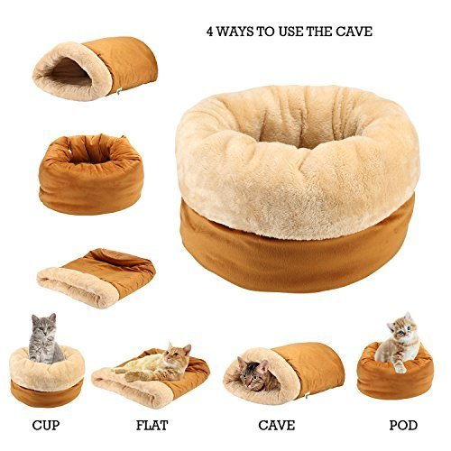 Pet Magasin cat cave and bed
