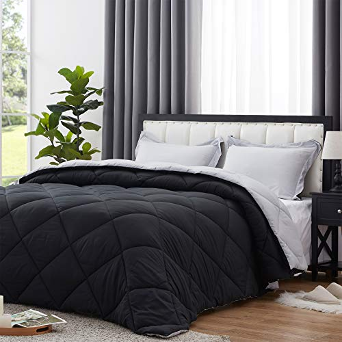NexHome Down Alternative Quilted Soft Microfiber Comforter Set