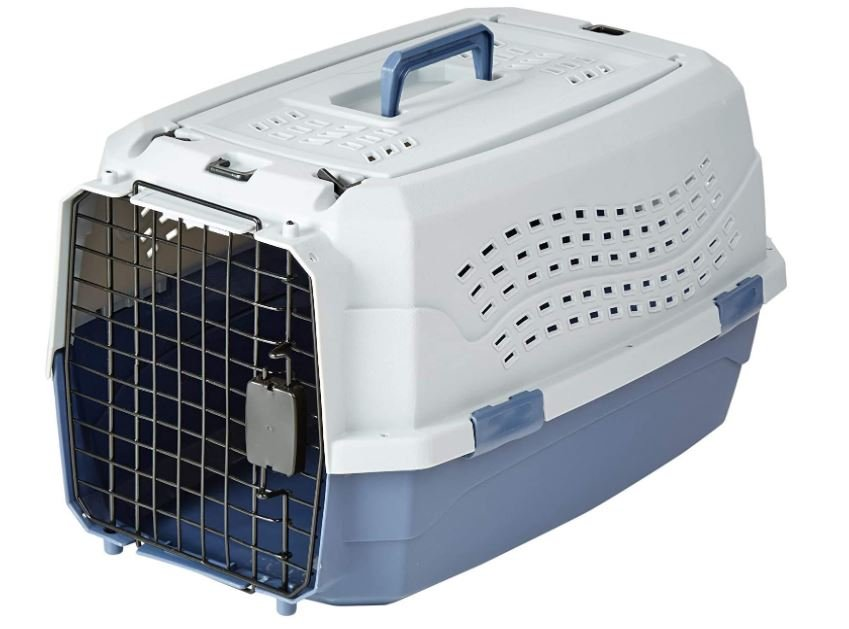 Large Puppy Travel Crate