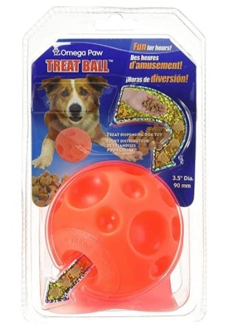 Product image of the Omega Paw Tricky Treat Ball