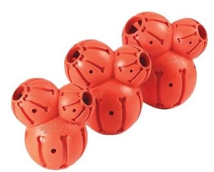 Product image of the PetSafe Sportsmen Barnacle Treat Dispenser Dog Toy