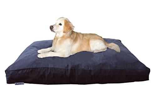 Dogbed4less Jumbo Orthopedic Comfort Memory Foam Dog Beds