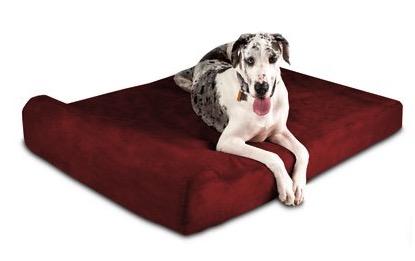 Big Barker Headrest Edition Orthopedic Pillow Dog Bed