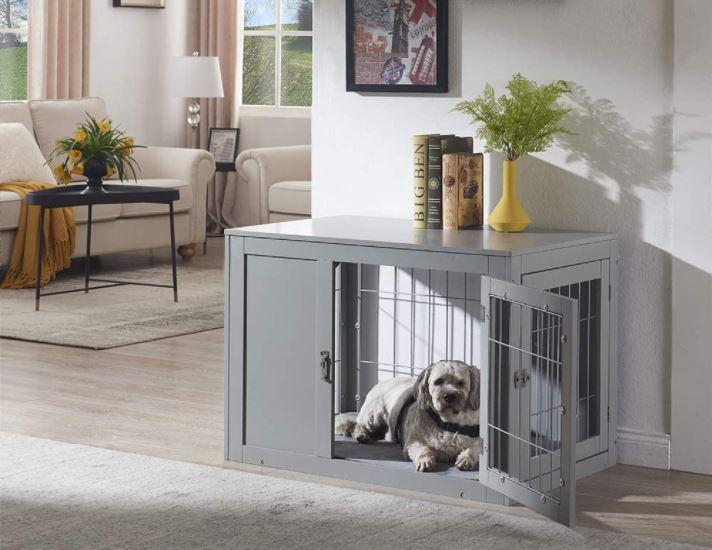 Large Dog Crate Furniture