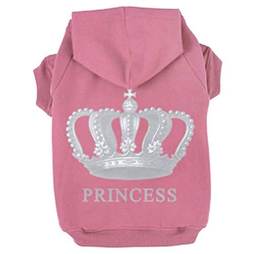 """Expawlorer """"Princess"""" fleece"""