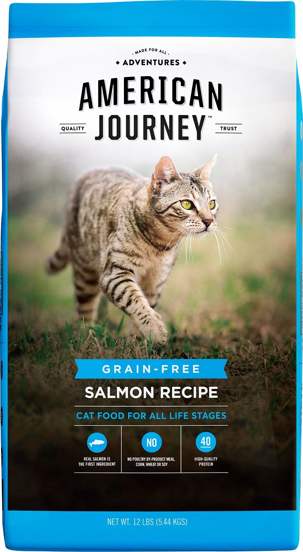 salmon dry food